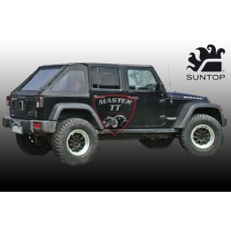 Soft-Top Wrangler JK Longo