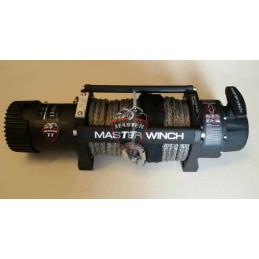 Guincho MASTER CARBON 13500 TDS 12v CABO SINTETICO