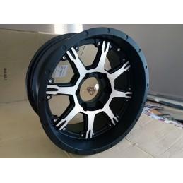 Jante aluminio Black 16x8 ET-20