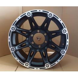Llanta aluminio Torke 17x9 ET-35
