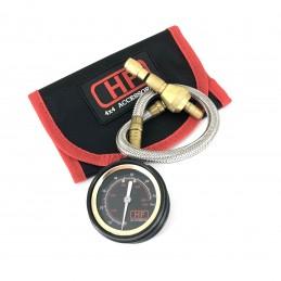 Manómetro pneus com...